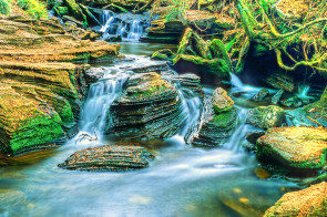 Graskop Waterfall