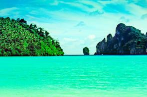 Loh Dalam Bay, Koh Phi Phi Don, Thailand