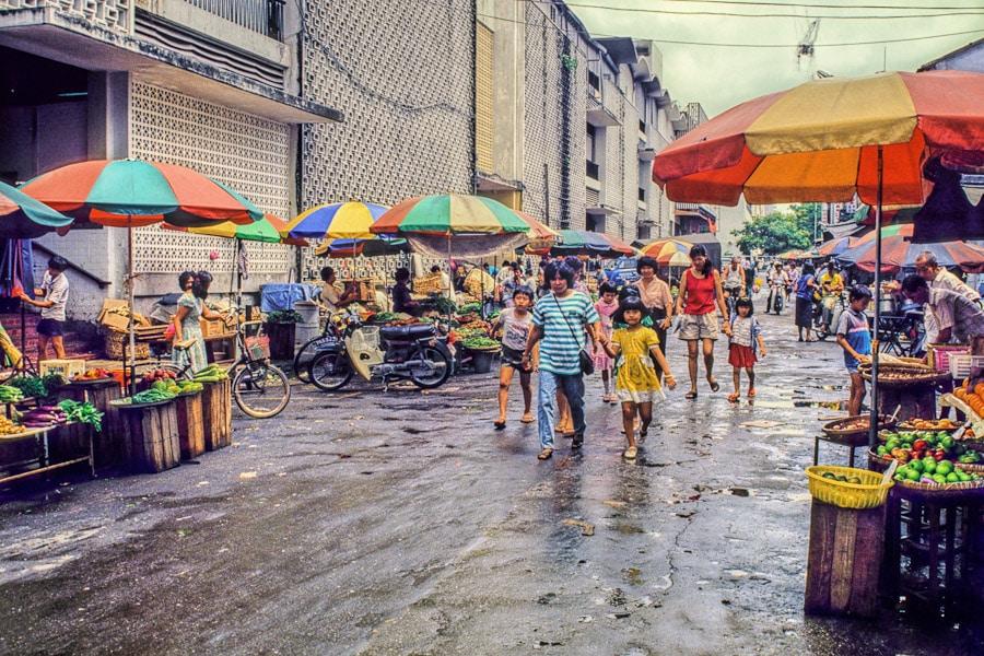 Daily Photo - Penang Street Market | Richard Davis Photography