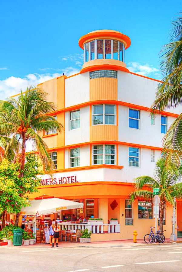 Waldorf Towers Hotel Ocean Drive And 9th South Beach Miami