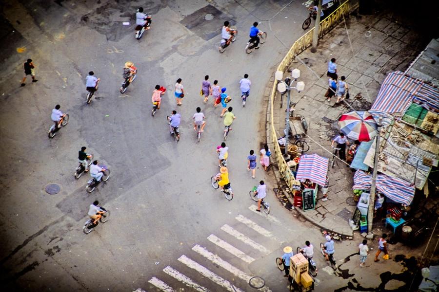 Nanjing Intersection
