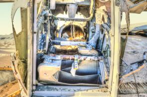 Lady Be Good - 1990-91 Tail Gun Turret Detail